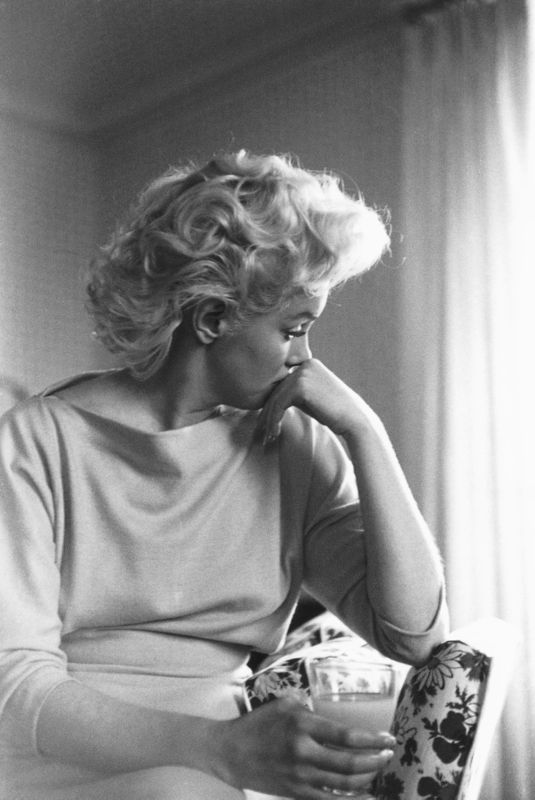 Marilyn Candid Moment