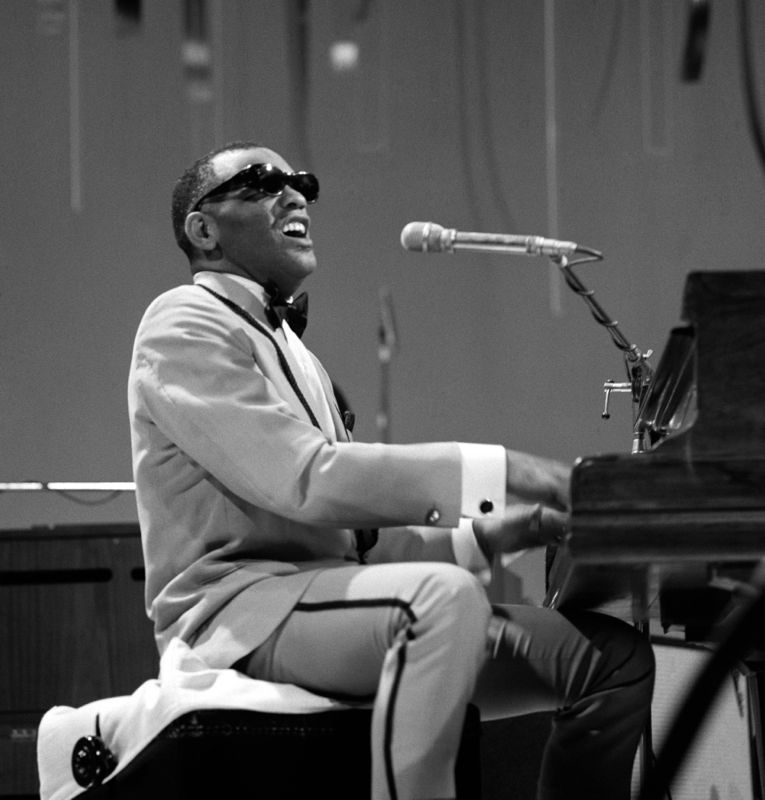 Ray Charles at the BBC