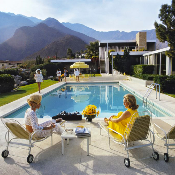The Slim Aarons Prints Collection