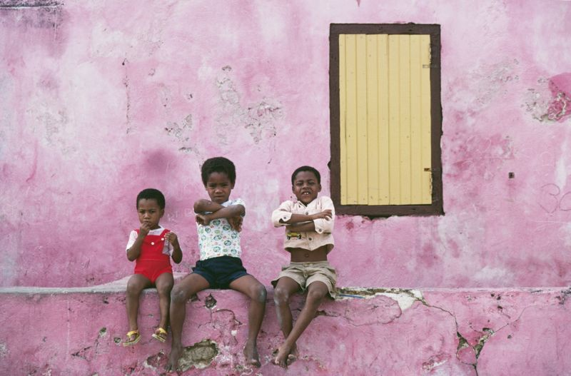 Curacao Children