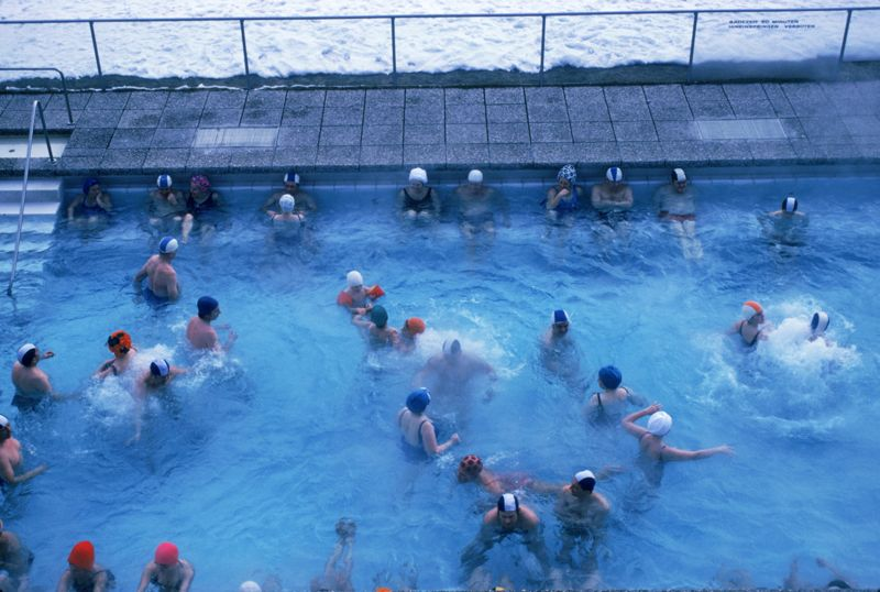 Bad Gastein Swimmers