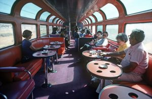 Amtrak Dining Car