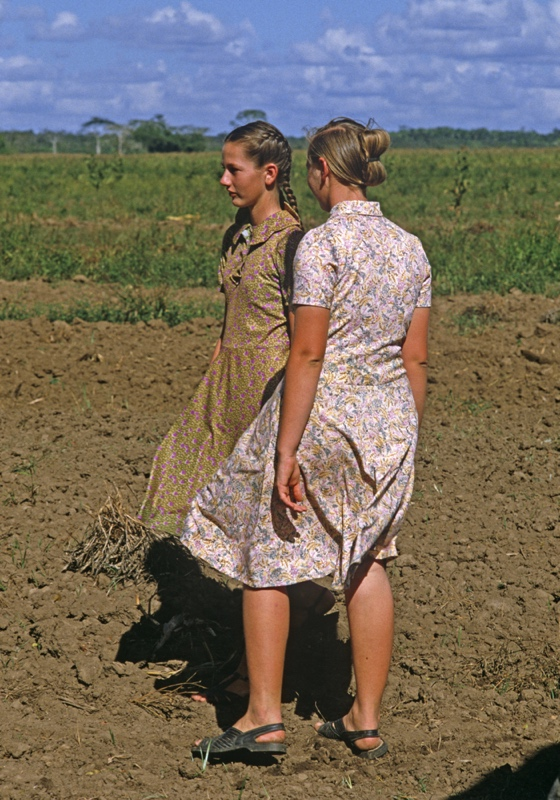 Field Girls