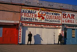 Coney Island Custard