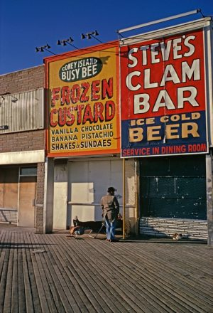 Coney Island Clam Bar