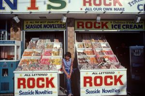 Rock On At The Seaside