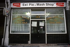 Eel Pie And Mash