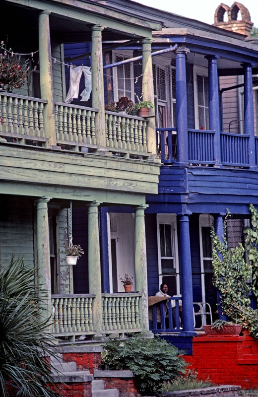 Clapboard Houses
