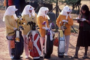 Golf Caddies