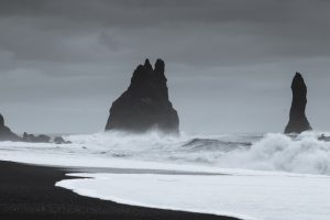Basalt Sea Stacks I