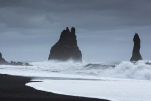 Basalt Sea Stacks II