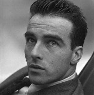 Portrait of Montgomery Clift  for Vogue