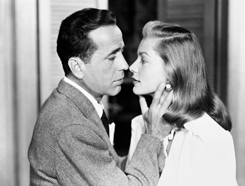 Bogey And Bacall