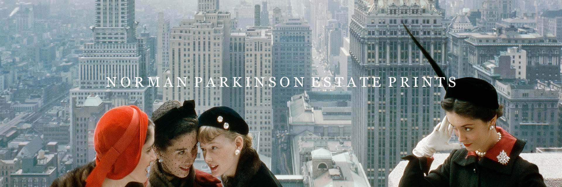 Stampe limitate di Norman Parkinson fashion phpotpgrapher