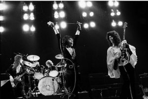 Queen On Stage